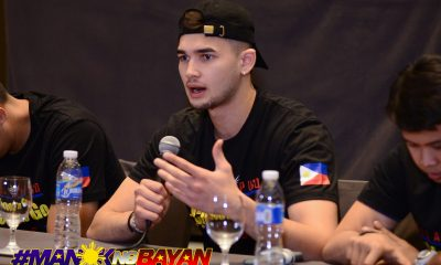 Tiebreaker Times Kobe Paras takes home first SEAG gold 30 years after Benjie did so 2017 SEA Games Basketball  Kobe Paras Benjie Paras 2017 SEA Games - Basketball