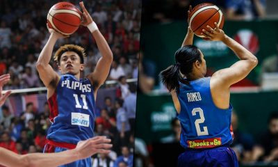 Tiebreaker Times Terrence Romeo finds redemption Basketball Gilas Pilipinas News  Terrence Romeo Gabe Norwood 2017 FIBA Asia Cup