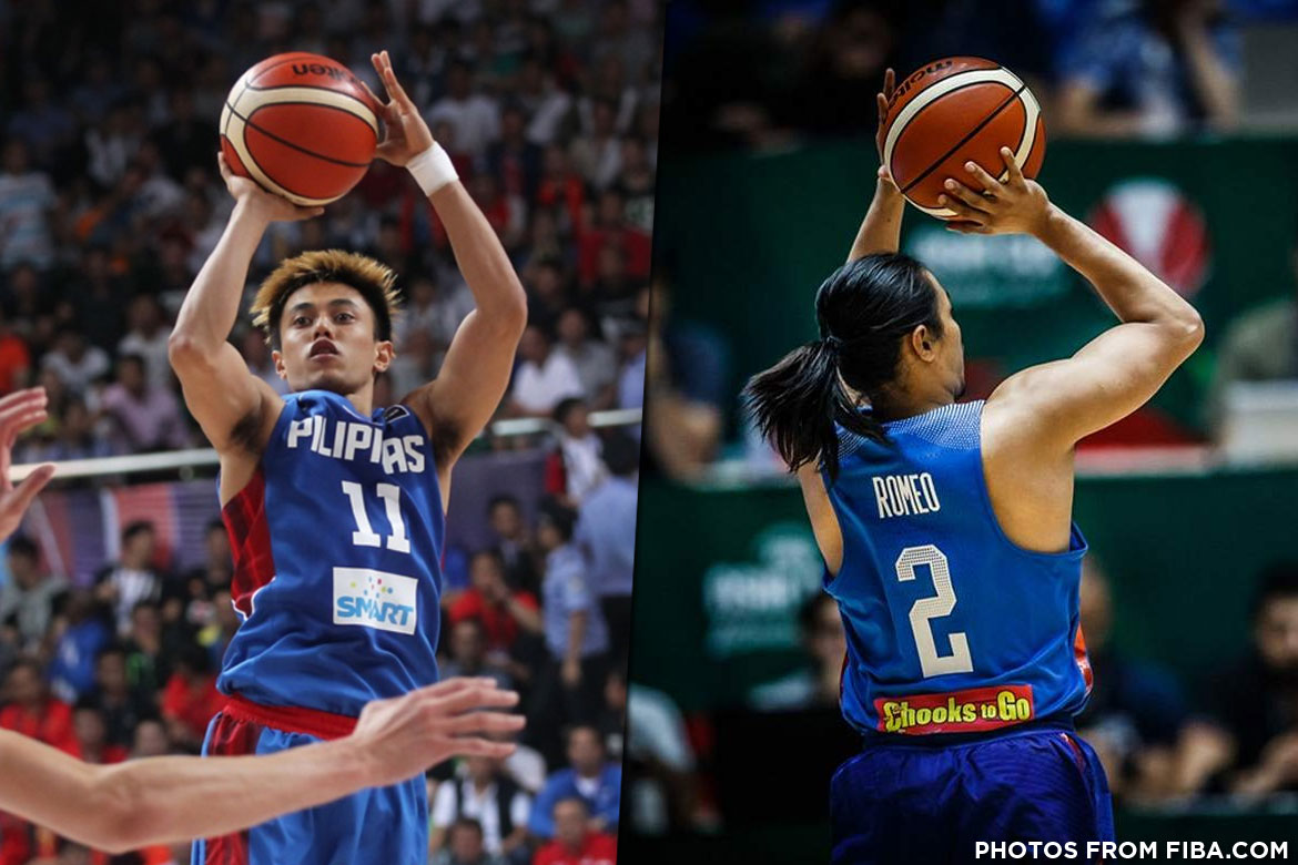 Philippine Sports News - Tiebreaker Times Terrence Romeo finds redemption Basketball Gilas Pilipinas News  Terrence Romeo Gabe Norwood 2017 FIBA Asia Cup