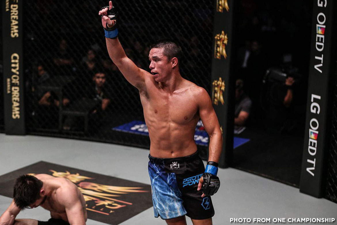 Philippine Sports News - Tiebreaker Times Reece McLaren, Danny Kingad face new opponents for Visions of Victory Mixed Martial Arts News ONE Championship  Sotir Kichukov Reece McLaren ONE: Visions of Victory Gianni Subba Danny Kingad Adriano Moraes