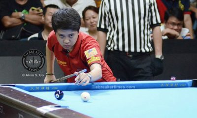 Tiebreaker Times Rubilen Amit, Cheska Centeno book rematch 2017 SEA Games Billiards News  Rubilen Amit Cheska Centeno 2017 SEA Games - Billiards