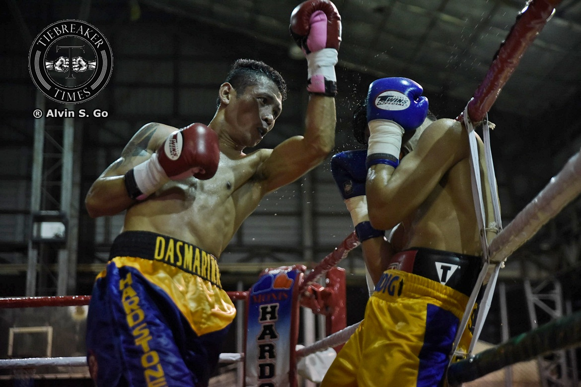 Philippine Sports News - Tiebreaker Times Michael Dasmariñas inches closer to world title fight Boxing News  Ringstar Boxing Promotions Michael Dasmarinas