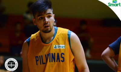 Tiebreaker Times Coach Chot gives assessment on Andre Paras Basketball Gilas Pilipinas News  Chot Reyes André Paras 2017 SEA Games - Basketball