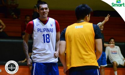 Tiebreaker Times Nothing to worry about with Raymond Almazan's absence, assures Caloy Garcia 2019 FIBA World Cup Qualifiers Basketball Gilas Pilipinas News  Raymond Almazan Gilas Elite Caloy Garcia 2019 FIBA World Cup Qualifiers