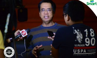 Tiebreaker Times Chito Narvasa commends Chooks-to-Go for 'eagerness to help' PH basketball Basketball News PBA  Ronald Mascarinas PBA Season 42 Chooks-to-Go Chito Narvasa