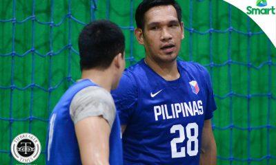 Tiebreaker Times June Mar Fajardo ready to play against South Korea Basketball Gilas Pilipinas News  June Mar Fajardo Chot Reyes 2017 FIBA Asia Cup