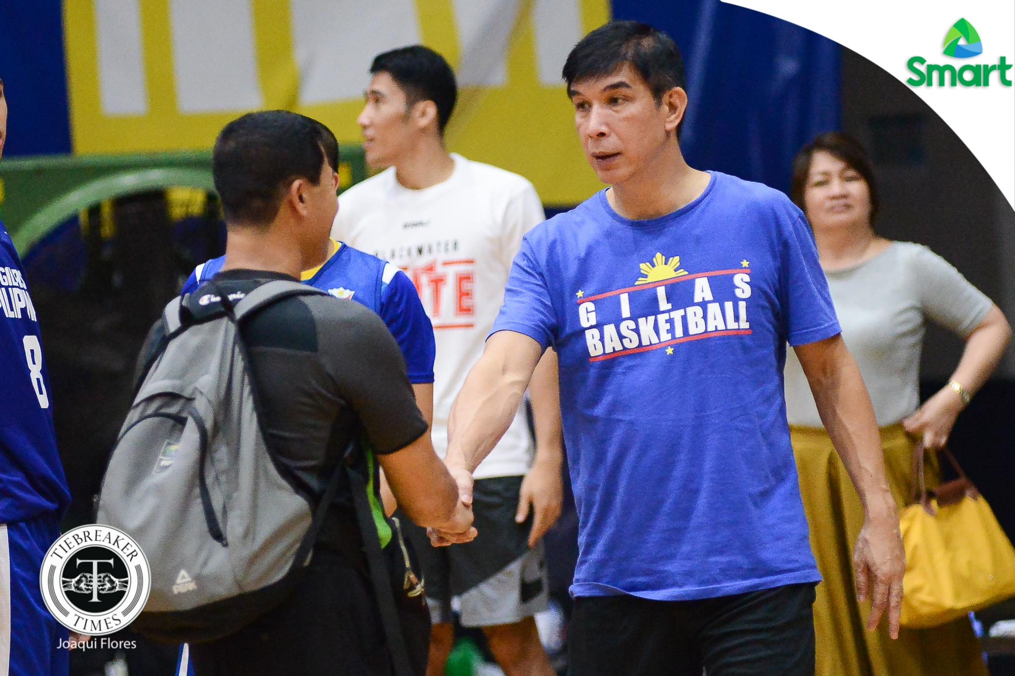 Philippine Sports News - Tiebreaker Times SEA Games-bound Gilas will maximize strengths despite lack of size, says Jong Uichico Basketball Gilas Pilipinas News  Jong Uichico 2017 SEA Games - Basketball