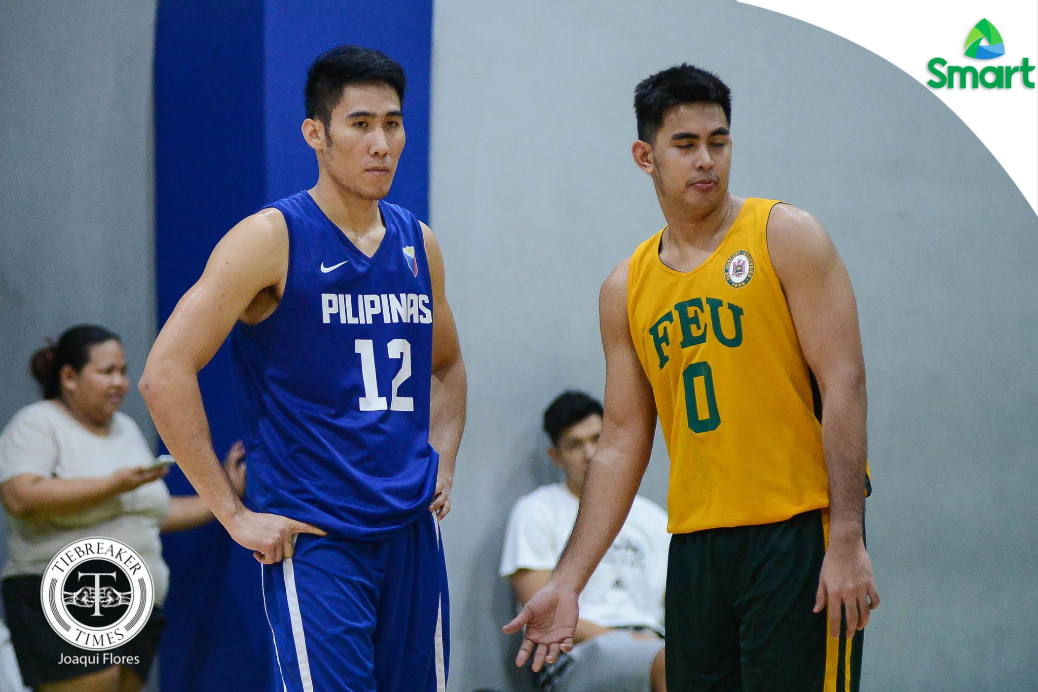 FEU alumni Mac Belo, Raymar Jose give reminders to current ...