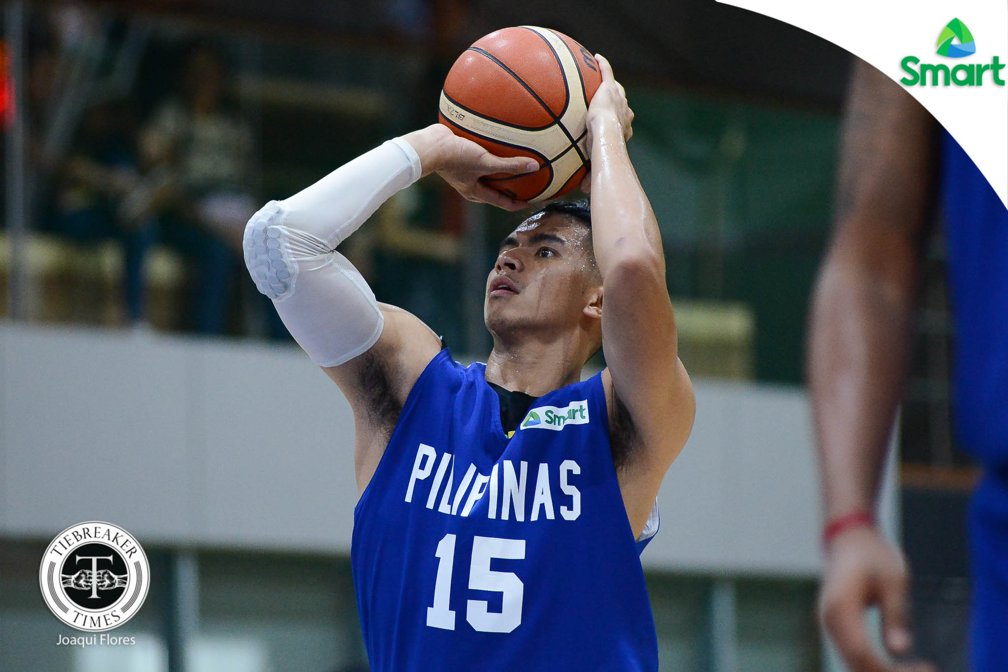 Tiebreaker Times Playing for Gilas Pilipinas means more for Kiefer Ravena 2019 FIBA World Cup Qualifiers Basketball Gilas Pilipinas News  Kiefer Ravena 2019 FIBA World Cup Qualifiers Group B