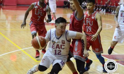Tiebreaker Times Despite loss in homecourt, Francis Munsayac hopes Generals made EAC proud Basketball EAC NCAA News  NCAA Season 93 Seniors Basketball NCAA Season 93 Francis Munsayac EAC Seniors Basketball Ariel Sison