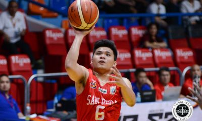 Tiebreaker Times AC Soberano snaps out of funk in time for San Beda showdown vs Lyceum Basketball NCAA News SBC  San Beda Seniors Basketball NCAA Season 95 Seniors Basketball NCAA Season 95 Boyet Fernandez AC Soberano