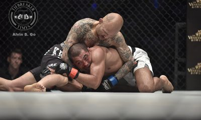 Tiebreaker Times Eric Kelly's slump continues, gets dominated by Boku Mixed Martial Arts News ONE Championship  ONE: Kings and Conquerors Kotetsu Boku Eric Kelly