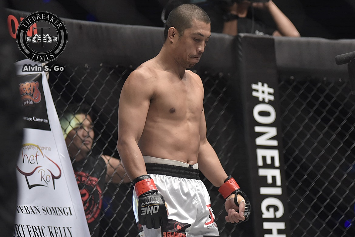 Tiebreaker Times Edward Kelly's advice to brother Eric: 'Go through mental training' Mixed Martial Arts News ONE Championship  Team Lakay ONE: Legendary Quest Eric Kelly Edward Kelly