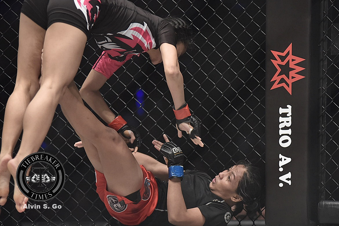 Philippine Sports News - Tiebreaker Times Little-known Jomary Torres makes biggest splash in Macao Mixed Martial Arts News ONE Championship  ONE: Kings and Conquerors Jomary Torres Catalan Fighting System