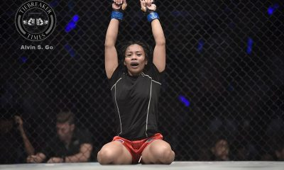 Tiebreaker Times Jomary Torres makes sensational ONE debut Mixed Martial Arts News ONE Championship  Rika Ishige ONE: Kings and Conquerors Jomary Torres