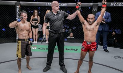 Tiebreaker Times Catalan bros take home contrasting results Mixed Martial Arts News ONE Championship  Robin Catalan Rene Catalan ONE: Quest for Greatness