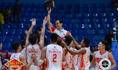 Tiebreaker Times Cignal HD stands above the competition, bags second straight crown News PVL Volleyball  Ysay Marasigan Sandy Montero Peter Torres Oliver Almadro Megabuilders Volley Bolts Kim Malabunga James Natividad Francis Saura Edmar Bonono Dong dela Cruz Cignal HD Spikers Bryan Bagunas 2017 PVL Season 2017 PVL Men's Open Conference