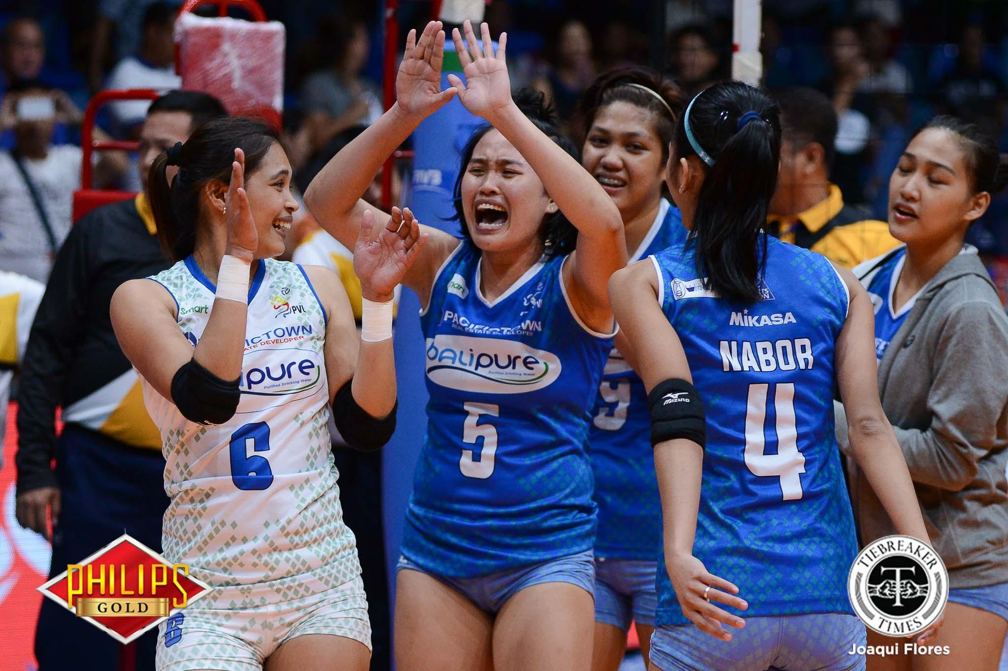 Philippine Sports News - Tiebreaker Times PVL President defends Grethcel Soltones News PSL PVL Volleyball  Ricky Palou Iriga City 2017 PVL Season 2017 PSL Season 2017 PSL Grand Prix
