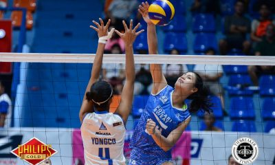 Tiebreaker Times Gutsy Pocari Sweat stays alive News PVL Volleyball  Rico De Guzman Pocari Sweat Lady Warriors Myla Pablo Melissa Gohing Joy Cases Jeanette Panaga Jasper Jimenez Gyzelle Sy Dell Palomata Air Force Jet Spikers 2017 PVL Women's Open Conference 2017 PVL Season
