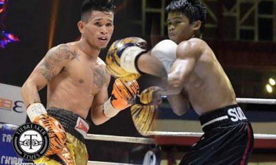 Tiebreaker Times Johnriel Casimero takes on Jonas Sultan in title eliminator Boxing News  Pinoy Pride 42 Jonas Sultan Johnriel Casimero ALA Promotions