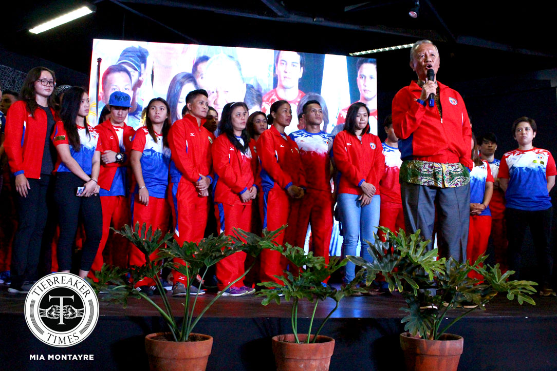 Philippine Sports News - Tiebreaker Times POC defends decision to pull out of closing ceremony presentation 2017 SEA Games News  POC Peping Cojuangco