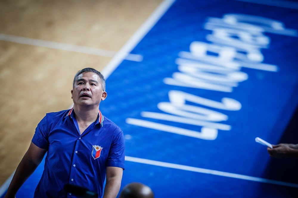 Philippine Sports News - Tiebreaker Times New FIBA format taking its toll on Chot Reyes, Gilas 2019 FIBA World Cup Qualifiers Basketball Gilas Pilipinas News  Chot Reyes 2019 FIBA World Cup Qualifiers Group B 2019 FIBA World Cup Qualifiers