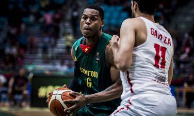 Tiebreaker Times DLSU FSA Ben Mbala leads Cameroon to Afrobasket QF Basketball DLSU News UAAP  UAAP Season 80 Men's Basketball UAAP Season 80 DLSU Men's Basketball Cameroon (basketball) Ben Mbala 2017 FIBA Afrobasket