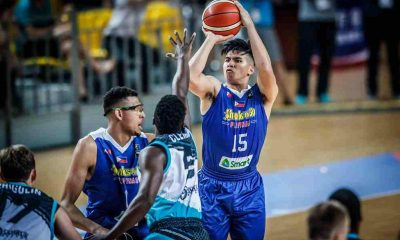 Tiebreaker Times Kiefer Ravena, Isaiah Austin deliver as Chooks-to-Go turns back Astana Basketball News  Kiefer Ravena Jett Manuel Isaiah Austin Chooks-to-Go Pilipinas Chooks-to-Go BC Astana 2017 FIBA Asia Champions Cup
