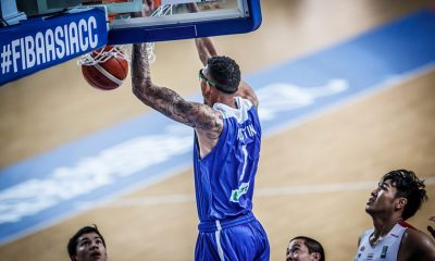 Tiebreaker Times Isaiah Austin's 37 powers Chooks-to-Go to fifth place finish Basketball News  Mono Vampire Kiefer Ravena Jett Manuel Isaiah Austin Chot Reyes Chooks-to-Go Pilipinas Chooks-to-Go 2017 FIBA Asia Champions Cup