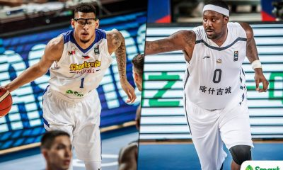Tiebreaker Times Isaiah Austin vows to up his game against Andray Blatche Basketball News  Isaiah Austin Chooks-to-Go Pilipinas Chooks-to-Go China Kashgar Andray Blatche 2017 FIBA Asia Champions Cup