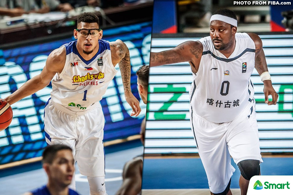 Philippine Sports News - Tiebreaker Times Isaiah Austin vows to up his game against Andray Blatche Basketball News  Isaiah Austin Chooks-to-Go Pilipinas Chooks-to-Go China Kashgar Andray Blatche 2017 FIBA Asia Champions Cup