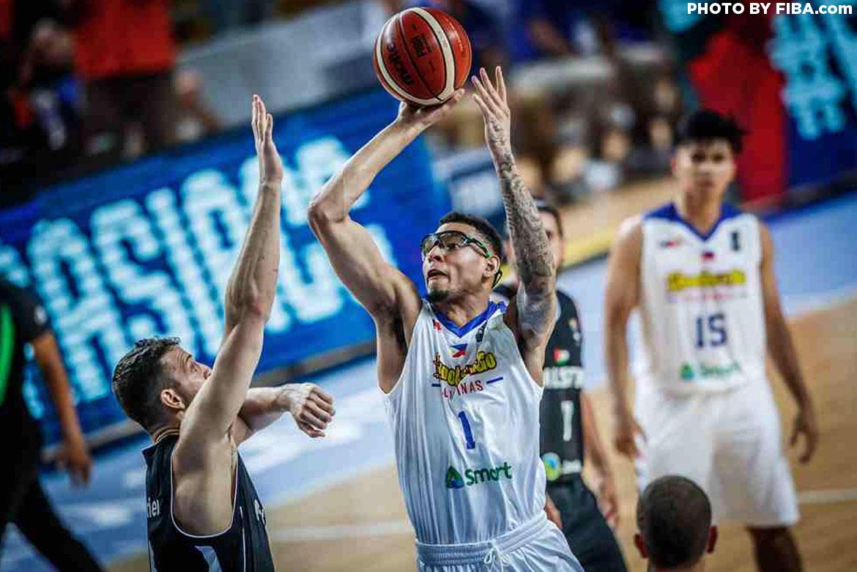 Philippine Sports News - Tiebreaker Times Chooks-to-Go falls short against Sarreyet Basketball News  Sarreyet Ramallah Kiefer Ravena Jeron Teng Isaiah Austin Chot Reyes Chooks-to-Go Pilipinas Chooks-to-Go
