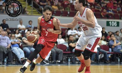 Tiebreaker Times Dioceldo Sy hopes for return of protected list among PBA's big men Basketball News PBA  PBA Season 43 Dioceldo Sy Blackwater Elite