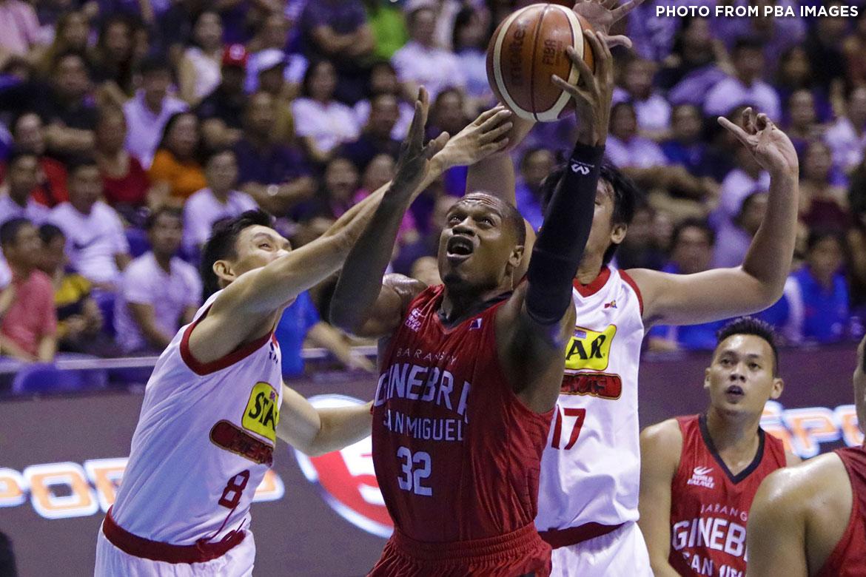 d464fa7910 Tiebreaker Times Ginebra outlasts Star in cardiac Manila Clasico Basketball  News PBA Tim Cone Star Hotshots