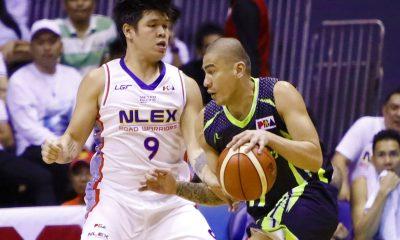 Tiebreaker Times Revitalized Mac Cardona felt like a rookie in return Basketball News PBA  PBA Season 42 Mac Cardona Globalport Batang Pier 2017 PBA Governors Cup
