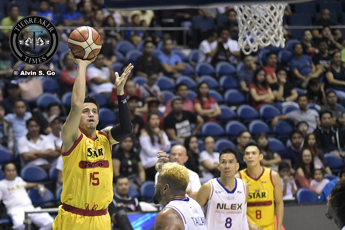 Philippine Sports News - Tiebreaker Times Marc Pingris looks forward to possibility of Manila Clasico in QF Basketball News PBA  Star Hotshots PBA Season 42 Marc Pingris 2017 PBA Governors Cup