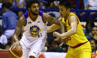 Tiebreaker Times Glen Rice Jr. drops 43 as TNT weathers Star rally Basketball News PBA  Troy Rosario TNT Katropa Star Hotshots Roger Pogoy PBA Season 42 Paul Lee Kristofer Acox Jiovani Jalalon Jayson Csatro Ian Sangalang Glen Rice Jr. Chito Victolero 2017 PBA Governors Cup
