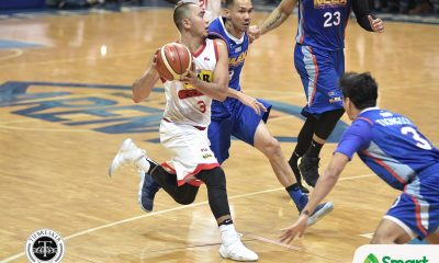 Tiebreaker Times Advancing at Coach Yeng's expense, bittersweet for Paul Lee Basketball News PBA  Yeng Guiao star hotshtos PBA Season 42 Paul Lee 2017 PBA Governors Cup