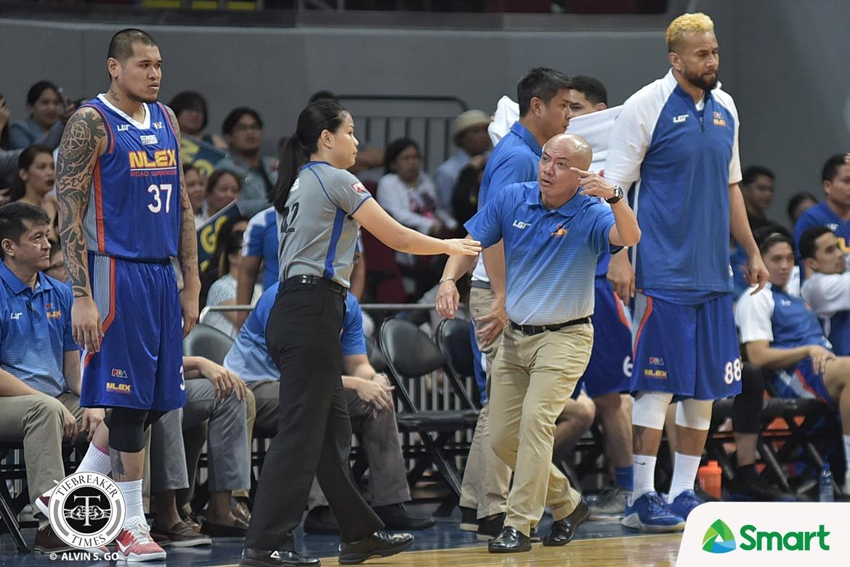 Philippine Sports News - Tiebreaker Times The process continues for Yeng Guiao, NLEX Basketball News PBA  Yeng Guiao PBA Season 42 NLEX Road Warriors 2017 PBA Governors Cup 2017 PBA Draft
