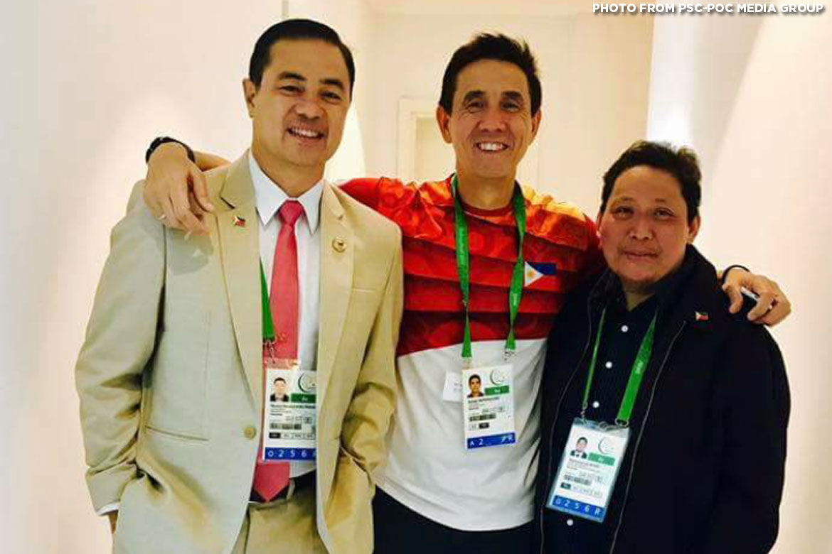 2017-aimag-monsour-del-rosario-x-paeng-nepomuceno-x-raymund-lee-reyes Midlife Halftime Olympic Odyssey: Hidilyn Diaz cements place in pantheon of champions 2020 Tokyo Olympics Bandwagon Wire Weightlifting  - philippine sports news