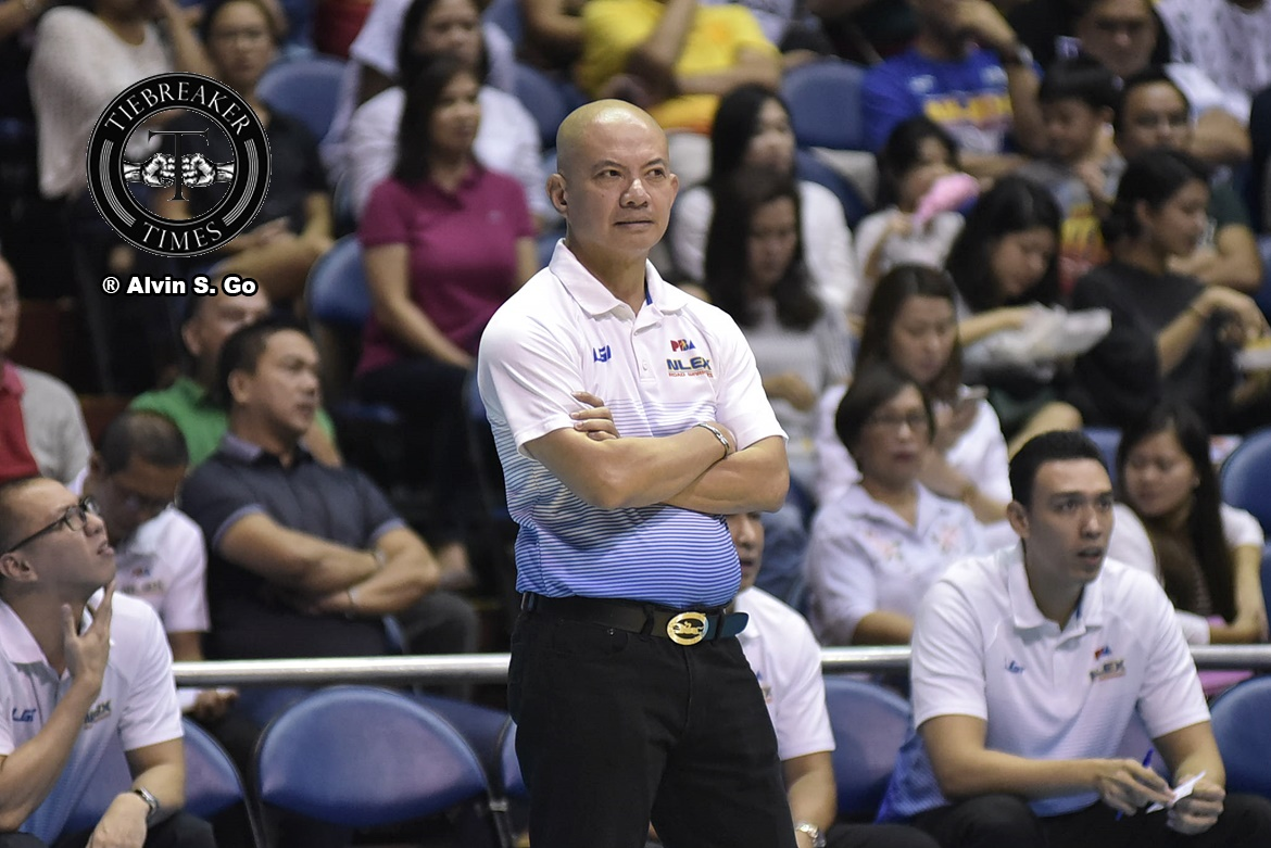 Tiebreaker Times Despite missing out on playoff incentive, Yeng Guiao and NLEX will continue to dream Basketball News PBA  Yeng Guiao PBA Season 42 NLEX Road Warriors 2017 PBA Governors Cup