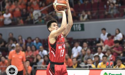 Tiebreaker Times Allein Maliksi believes stints abroad have helped Blackwater in more ways than one Basketball News PBA  PBA Season 43 Blackwater Elite Allein Maliksi 2018 PBA Governors Cup