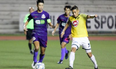 Tiebreaker Times PFL Roundup: Davao Aguilas holds ground against Global-Cebu; JPV-Marikina edges Kaya Football News PFL  Stallion-Laguna FC Phil Younghusband Paolo Salenga Masaki Yanagawa Kaya FC-Makati JP Voltes-Marikina FC Jhan-Jhan Meliza Jason de Jong Ilocos United FC Global-Cebu FC Gary Phillips Fitch Arboleda Dennis Villanueva Davao Aguilas 2017 PFL Season