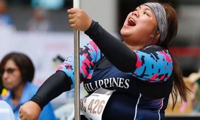 Tiebreaker Times Cendy Asusano bags Philippines' first gold News Track & Field  Cendy Asusano 5th ASEAN Pralympic Games