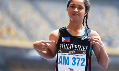 Tiebreaker Times Cielo Honasan and Christopher Yue raise Philippines' gold count to three Bowling News Track & Field  Cielo Honasan Christopher Yue 5th ASEAN Paralympic Games