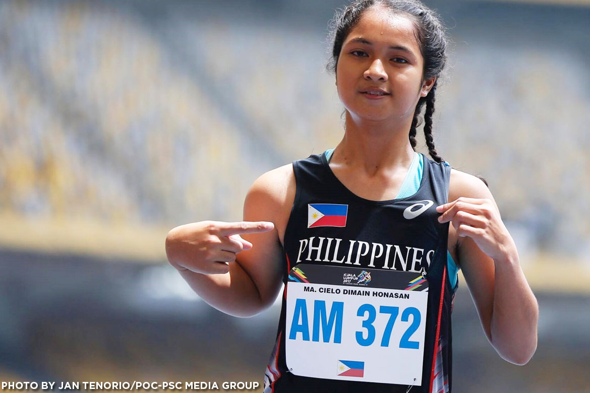 Philippine Sports News - Tiebreaker Times Cielo Honasan nails second gold; Chess delivers three golds Chess Cycling News Swimming Track & Field  Sander Severino Manandro Redor Israel Peligro Gary Bejino Ernie Gawilan Cielo Honasan Arthus Bucay Arman Subastre 5th ASEAN Paralympic Games