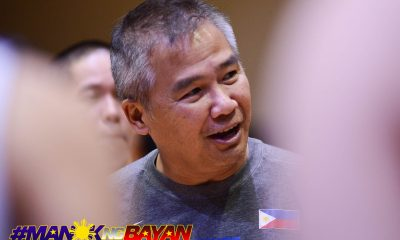 Tiebreaker Times Chot Reyes on what Gilas' style was under him: 'Bara bara Pilipinas' Basketball Gilas Pilipinas News  Gilas Pilipinas Men Chot Reyes