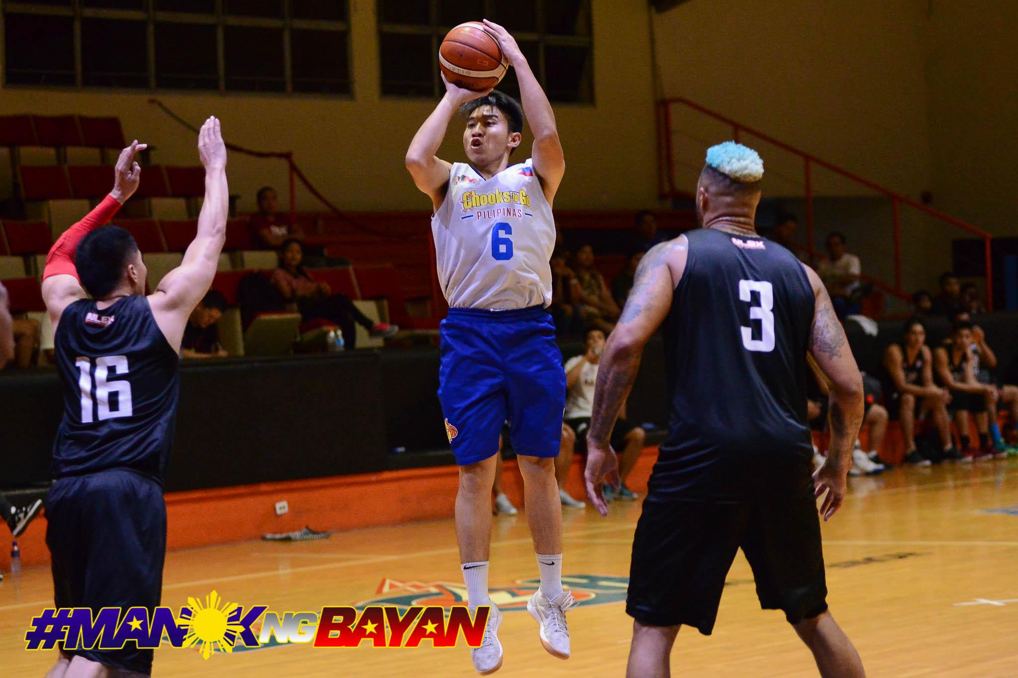 Philippine Sports News - Tiebreaker Times Jett Manuel ready for the big league Basketball News PBA  PBA Season 43 Jett Manuel 2017 PBA Draft