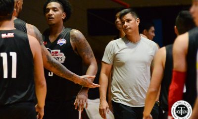 Tiebreaker Times Even with little practice, Jojo Lastimosa hoping for the best for NLEX-SCTEX come Merlion Cup Basketball News  NLEX-SCTEX Road Warriors Jojo Lastimosa 2017 Merlion Cup