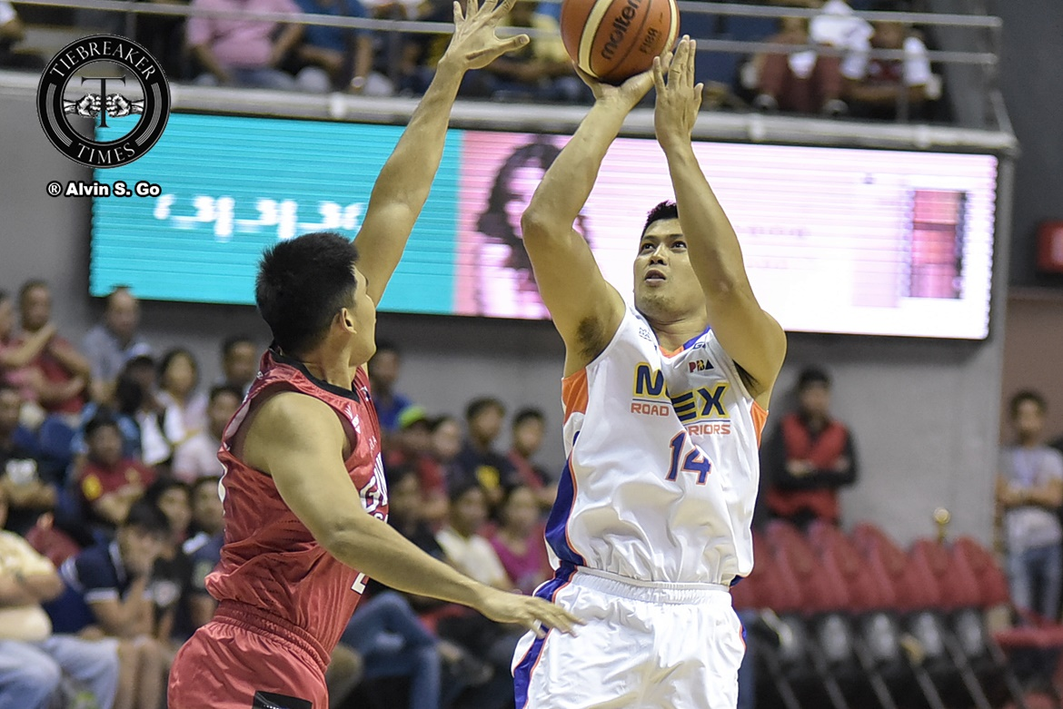 Philippine Sports News - Tiebreaker Times With injuries recurring, Enrico Villanueva calls it a day Basketball News PBA  Yeng Guiao PBA Season 42 NLEX Road Warriors Enrico Villanueva 2017 PBA Governors Cup